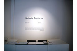 Material Ruptures